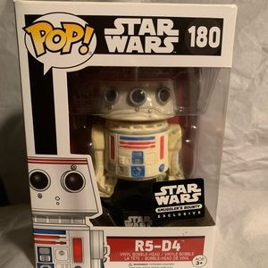 Smugglers Bounty Exclusive Star Wars R5-D4